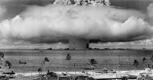 Waterstofbom Explosie